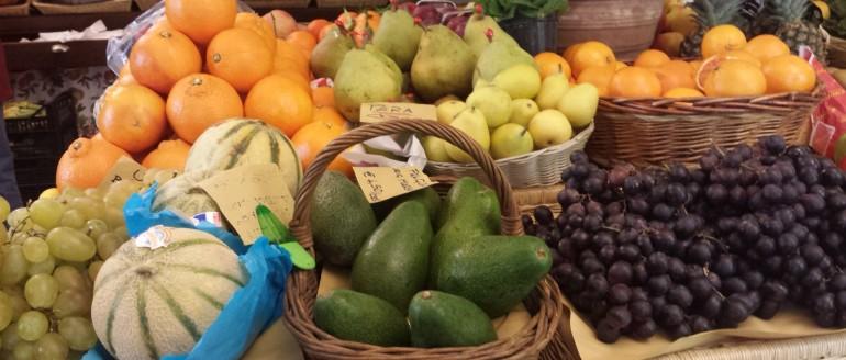 Frutta e verdura sempre fresca